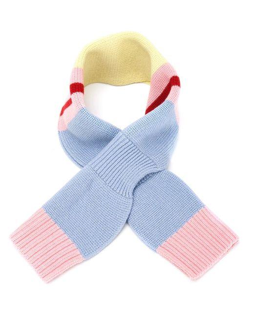 Шарф Дизайна Колор-Блок MINJUKIM                                                                                                              розовый цвет