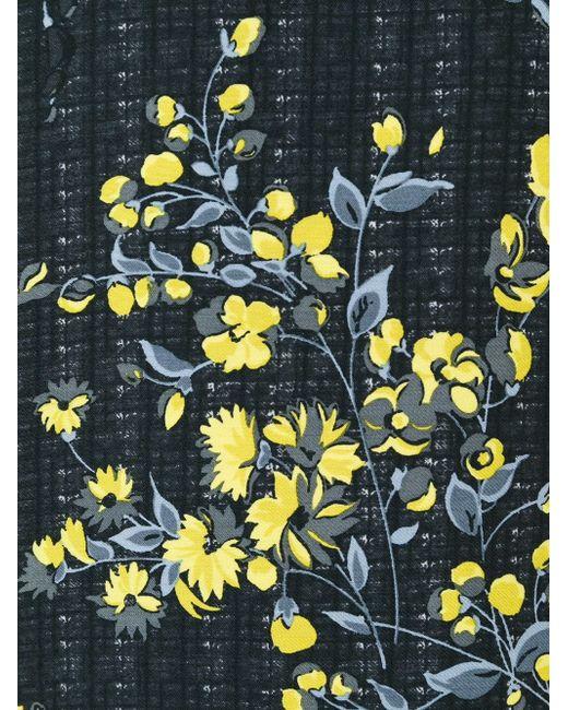 Print Dress Marni                                                                                                              чёрный цвет