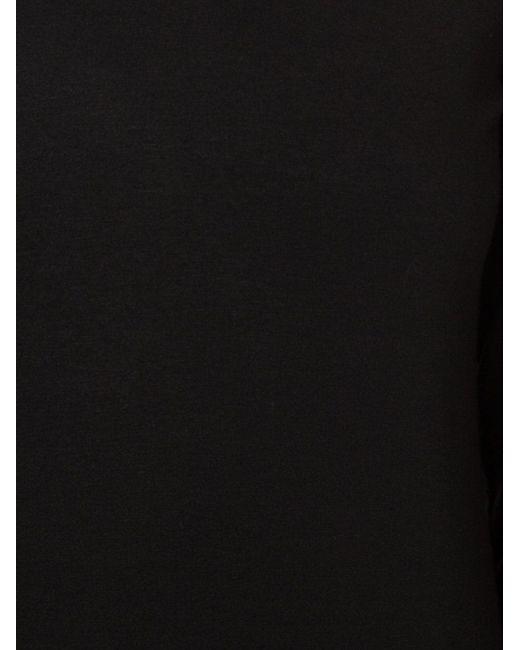 Кофта С Перекрещенными Деталями На Спине MADS DINESEN                                                                                                              чёрный цвет