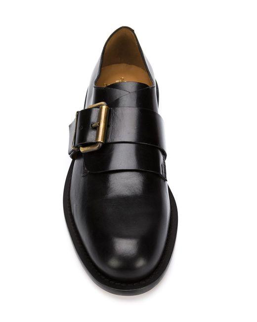 Utility Belted Shoes Vivienne Westwood                                                                                                              чёрный цвет