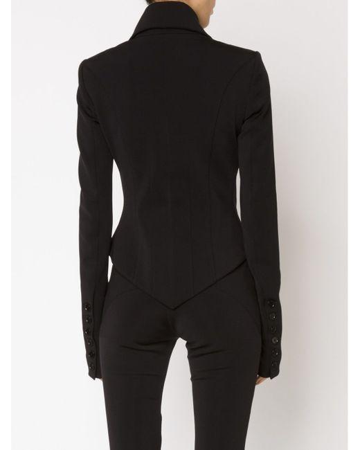 Двубортный Пиджак NORISOL FERRARI                                                                                                              чёрный цвет