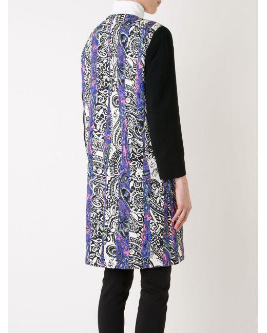 Пальто С Принтом Etro                                                                                                              многоцветный цвет