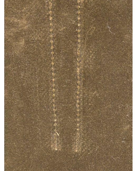 Сумка-Тоут The Editor TOOGOOD                                                                                                              коричневый цвет