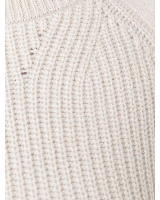 Свитер С Круглым Вырезом Woolrich                                                                                                              Nude & Neutrals цвет