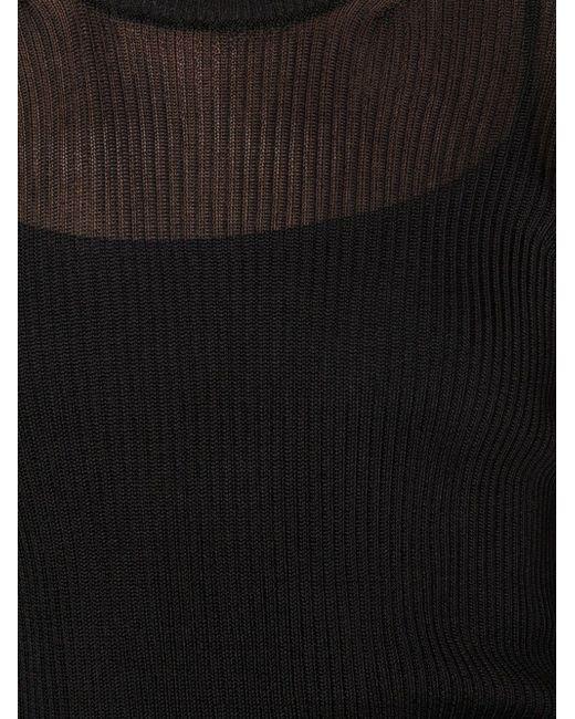 Lightweight Sweater Givenchy                                                                                                              чёрный цвет