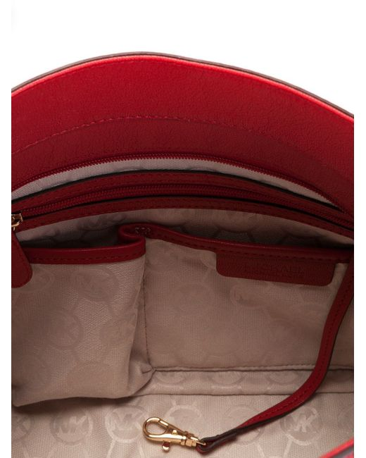 Сумка-Тоут Naomi Michael Michael Kors                                                                                                              красный цвет