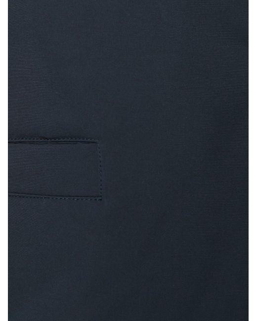 Gladiolina Jacket Aspesi                                                                                                              синий цвет