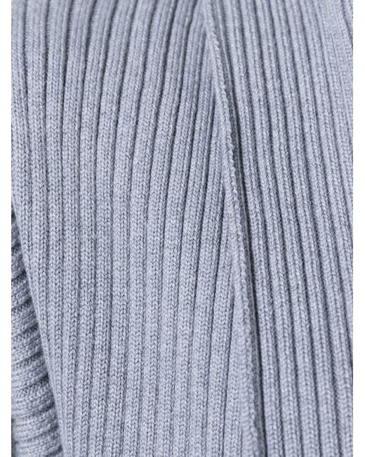 Кардиган В Рубчик Maison Margiela                                                                                                              серый цвет
