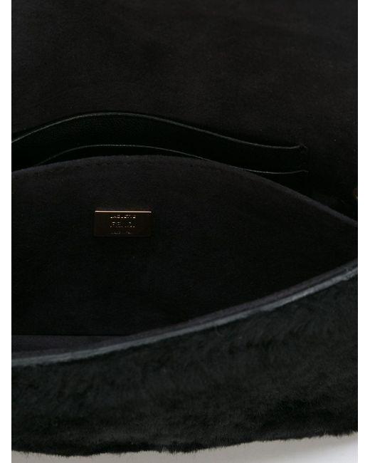Сумка Через Плечо Baguette Fendi                                                                                                              чёрный цвет