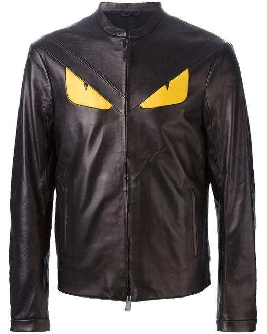 Куртка Bag Bugs Fendi                                                                                                              чёрный цвет