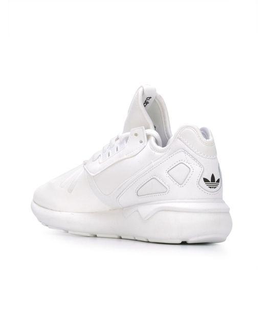 Кроссовки Tubular adidas Originals                                                                                                              белый цвет