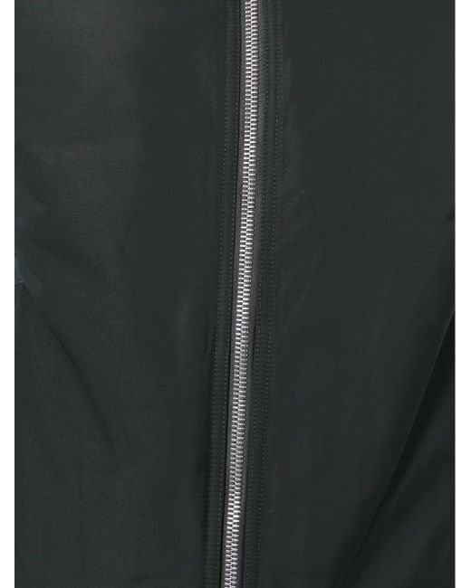 Куртка Mollino Change Rick Owens                                                                                                              чёрный цвет