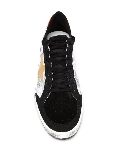 Super Star Sneakers Golden Goose                                                                                                              чёрный цвет