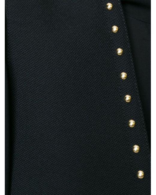 Жилетка С Заклепками Roberto Cavalli                                                                                                              чёрный цвет