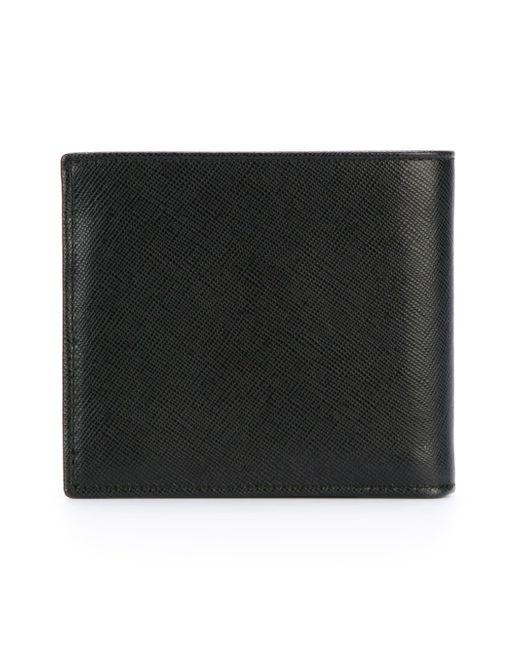 Fold Over Wallet Paul Smith                                                                                                              чёрный цвет
