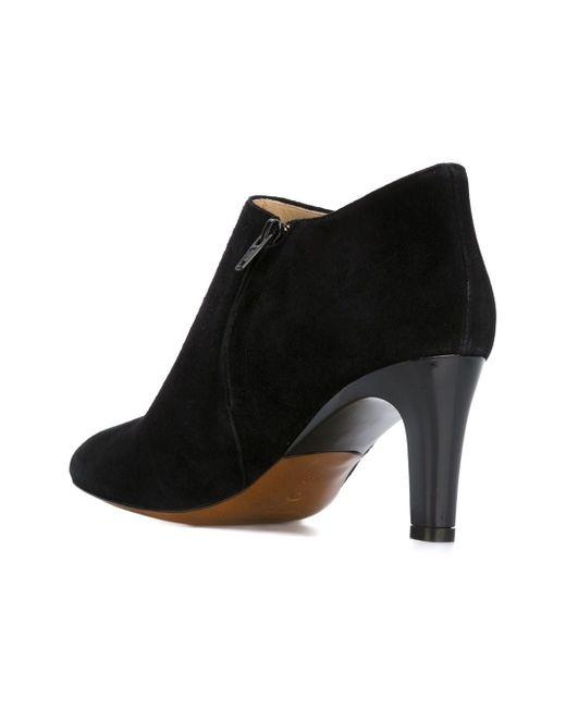 Ботинки По Щиколотку L' Autre Chose                                                                                                              чёрный цвет