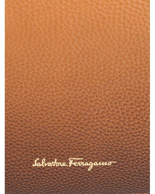 Сумка-Тоут Amy Salvatore Ferragamo                                                                                                              Nude & Neutrals цвет