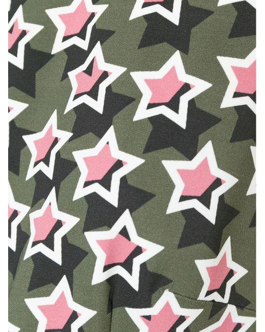 Stars Print Dress Emanuel Ungaro                                                                                                              None цвет