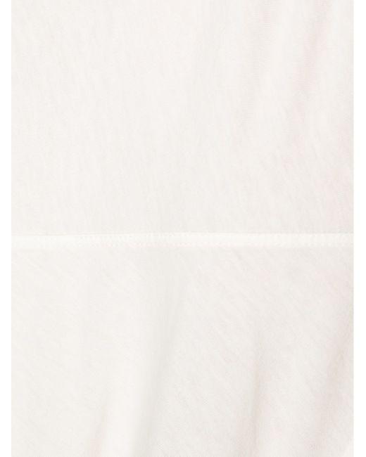 Туника Kite RICK OWENS DRKSHDW                                                                                                              белый цвет