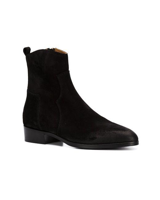 Classic Ankle Boots BUTTERO®                                                                                                              чёрный цвет