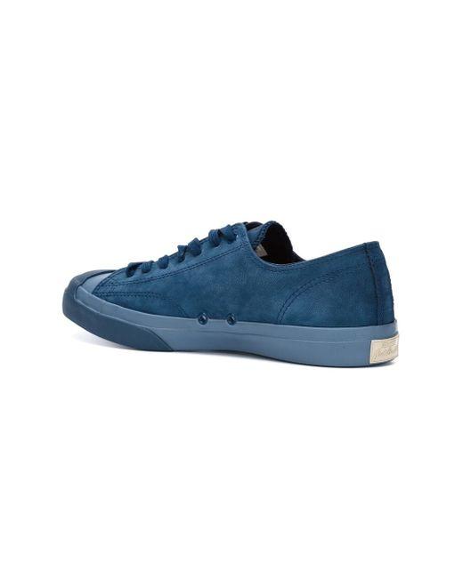 Кеды Jack Purcell Converse                                                                                                              синий цвет
