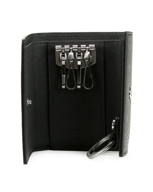 Кошелек Для Ключей Visetos MCM                                                                                                              чёрный цвет