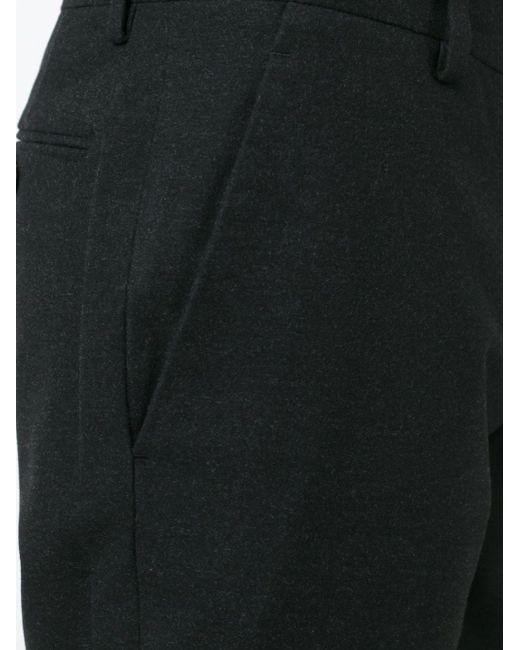 Классические Брюки Giorgio Armani                                                                                                              серый цвет