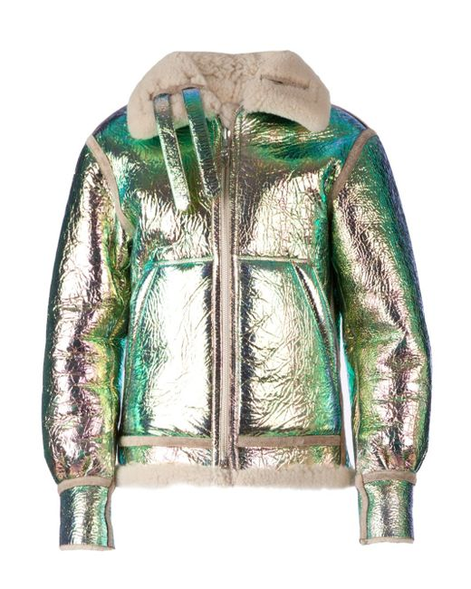 Reversible Jacket Faith Connexion                                                                                                              Nude & Neutrals цвет