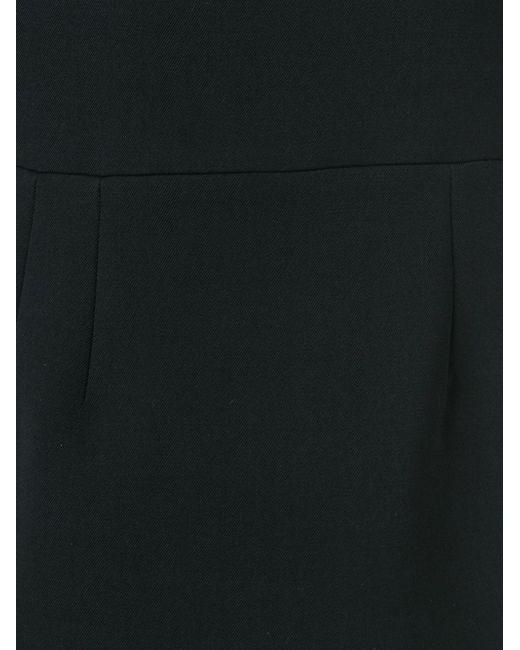 Peplum Hem Top Dolce & Gabbana                                                                                                              чёрный цвет