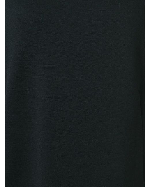 Longsleeved Shift Dress Jil Sander                                                                                                              чёрный цвет