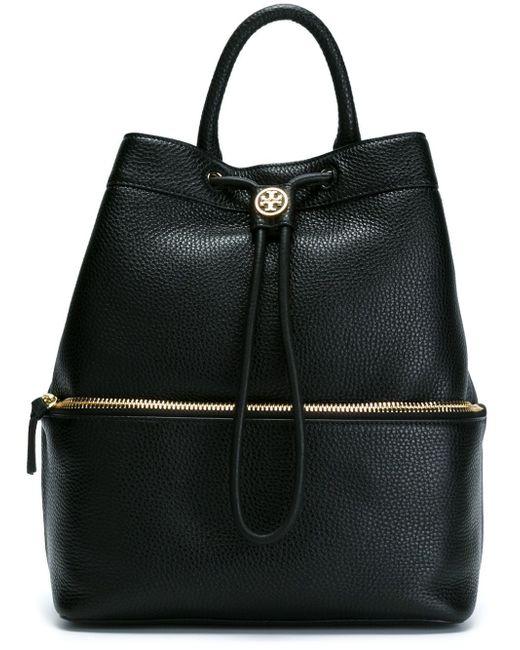 Robinson Backpack Tory Burch                                                                                                              чёрный цвет