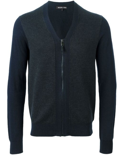 V-Neck Cardigan Michael Kors                                                                                                              синий цвет