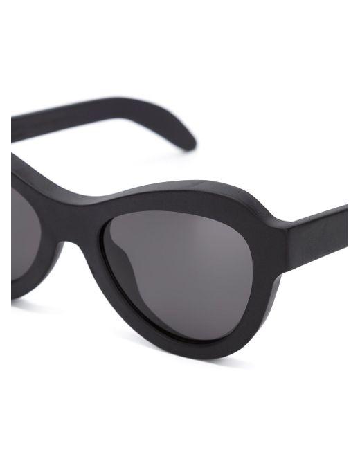 Mask Y2 Sunglasses KUBORAUM                                                                                                              чёрный цвет