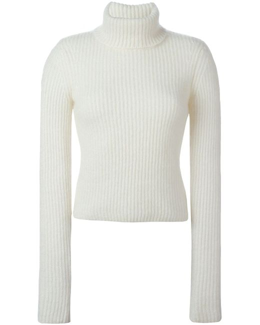 Ribbed Sweater Neil Barrett                                                                                                              Nude & Neutrals цвет