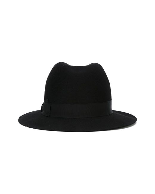 Фетровая Шляпа Borsalino                                                                                                              чёрный цвет