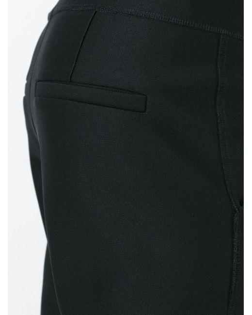 Drawstring Fastening Trousers CMMN SWDN                                                                                                              чёрный цвет