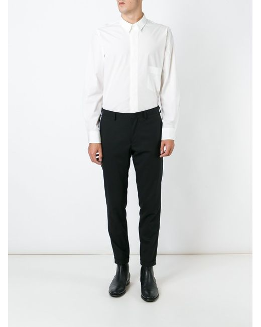 Pocket Shirt LEMAIRE                                                                                                              белый цвет