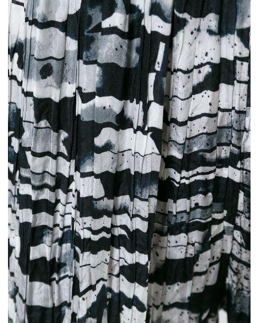 Spray Stripes Trousers Kenzo                                                                                                              чёрный цвет