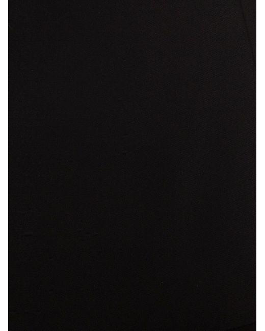 Юбка С Неравномерным Подолом Preen By Thornton Bregazzi                                                                                                              чёрный цвет