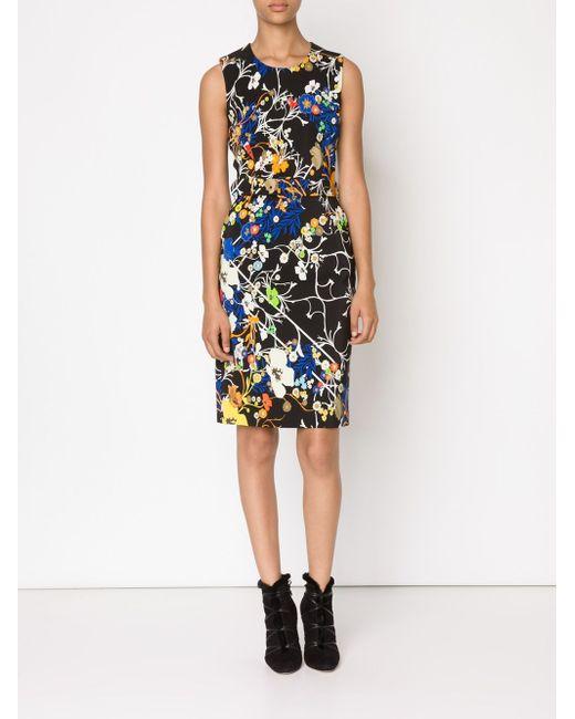 Issy Dress Preen By Thornton Bregazzi                                                                                                              чёрный цвет