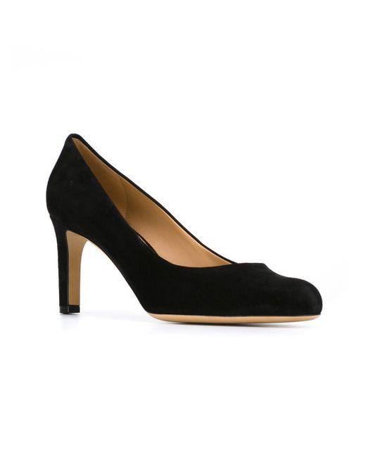 Туфли Leo Salvatore Ferragamo                                                                                                              чёрный цвет