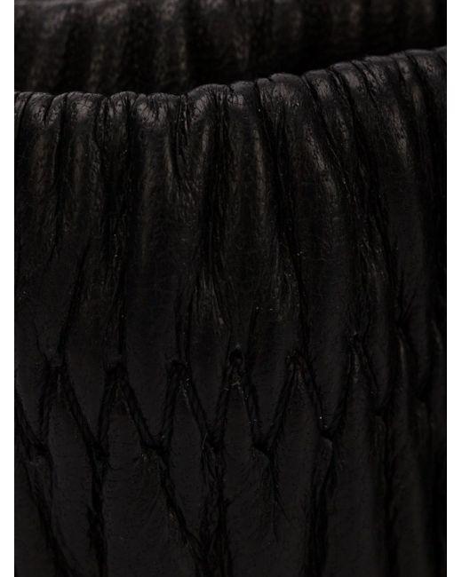 Double Buckle Belt Y / PROJECT                                                                                                              чёрный цвет