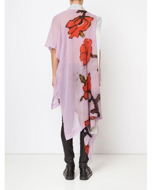 Туника Gaia Vivienne Westwood                                                                                                              красный цвет