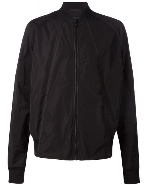 Grosgrain Band Bomber Jacket Christopher Raeburn                                                                                                              чёрный цвет