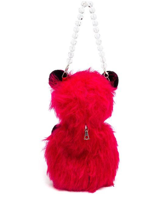 Taylor Teddy Bear Bag ASHLEY WILLIAMS                                                                                                              серый цвет