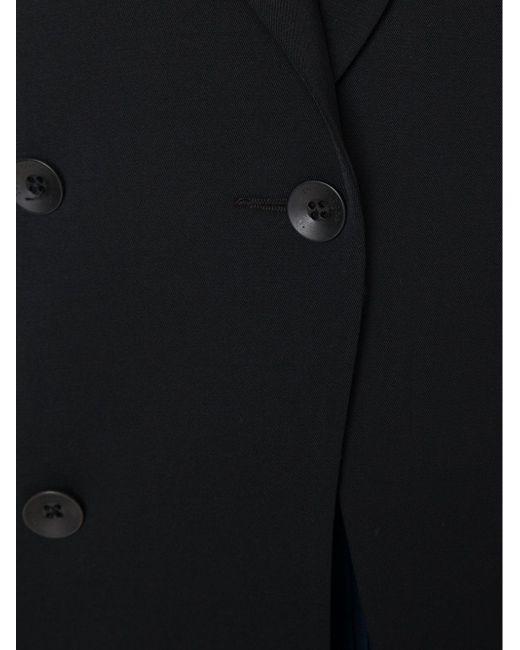 Double Breasted Vest Rag & Bone                                                                                                              чёрный цвет
