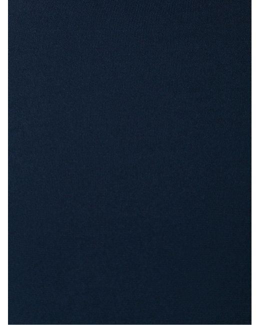 Вязаное Платье SCANLAN THEODORE                                                                                                              синий цвет