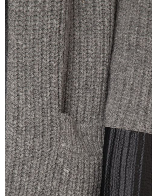 Длинный Кардиган Bonnie Rag & Bone                                                                                                              серый цвет