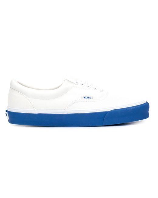 Кеды На Шнуровке Era Vans                                                                                                              белый цвет