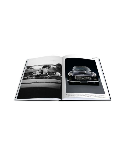 Книга The Impossible Collection Of Cars Assouline                                                                                                              чёрный цвет